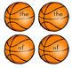 Fry Word Basketball Match Game
