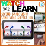 Fry Word Builder   Video   2nd Grade   Good