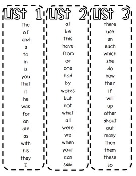 Fry Word Challenge (All 1,000 Fry Words)