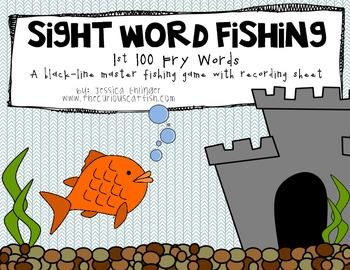 Fry Word Fishing 100
