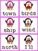 Fry Word Fun - 4th 100 Word Lists Game