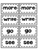 Fry Word Game