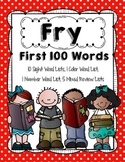 Fry Word Lists