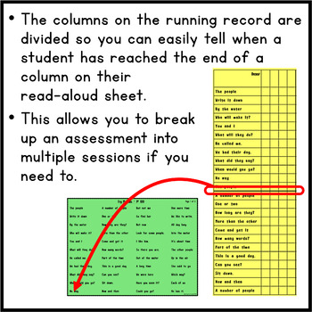 Fry Word Phrases - Assessments