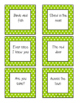 Fry Word Phrases - Fourth 100 Words/Phrases