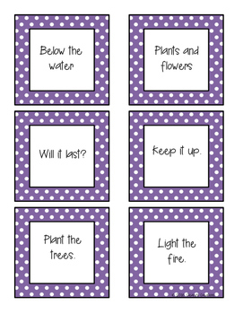 Fry Word Phrases - Third 100 Words/Phrases