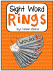 Fry Word Rings (First 300 Words)