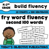 Fry Word Sentences - Second 100 Words (Sight Word Fluency)