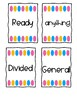 Fry Word Wall Cards 500-600