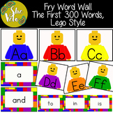 Fry Word Wall - The First 300 Words, Lego Style