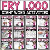 Fry 1,000 Super BUNDLE