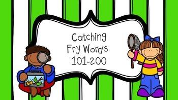 Fry Word Work 101-200
