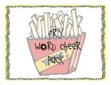 Fry Word of the Week Cheers