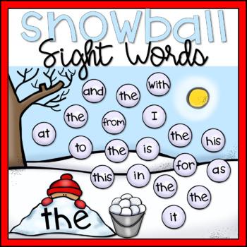 Sight Words Fluency Practice Kindergarten Powerpoint & BOOM Cards