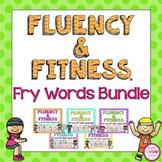 Fry Words (1-500) Fluency & Fitness® Brain Breaks BUNDLE