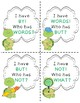 """Fry Words 26-50 (Sight Words) Game: """"I Have, Who Has?"""""""