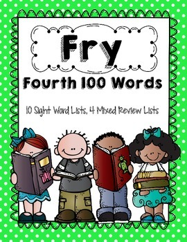 Fry Words 400-600