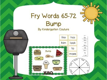 Fry Words 65-72