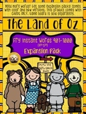 Fry Words 901-1000 EXPANSION PACK for The Land of Oz Sight