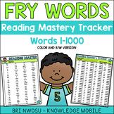 Fry Words Assessment
