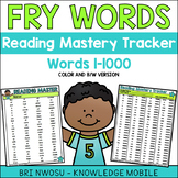 Fry Words Assessment