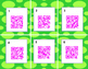 Fry Words First 100 QR codes - Scan, Read, Match, Write
