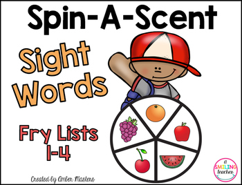 Fry Words First Hundred Spin-a-Scent