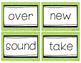 Fry Words Flash Cards Level 2