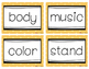 Fry Words Flash Cards Level 4