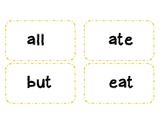 Fry Words Flash Cards Pre-Primer - 200