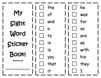 Fry Words Mastery Books - 3 books!