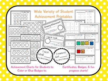 Fry Words Mega Pack: All 1000 Words {A Hughes Design}