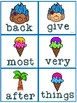 Fry Words Summer Fun 2nd 100 Words