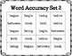 Fry Words That Look Similar 3: Reading Accuracy Practice