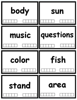 Fry Words - The Fourth Hundred (301-400)Flash cards with Data Tracking - RF.K.3