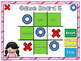 Fry Words Tic-Tac-Toe Set - 7th 100 Words