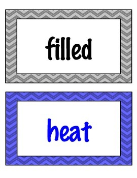 Fry (Two-for-One) Flashcards and Word Wall Cards - Eighth Hundred