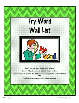 Fry (Two-for-One) Flashcards and Word Wall Cards - Third Hundred