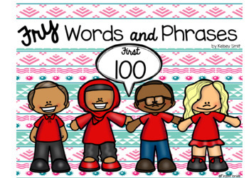 Fry Words and Phrases: The First 100 Booklets Bundle