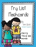Fry Words (third 100) Flashcards