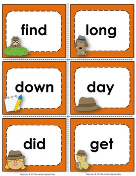 Fry's 1st 100 Flash Cards - Detectives