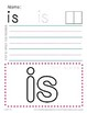 Fry's First 10 Sight Word Pages (FREE First 10 Words) Printables!