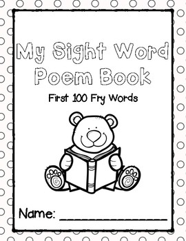 Fry's First 100 Sight Word Poems