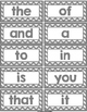 High Frequency Word Wall Set or Flash Cards for First 200