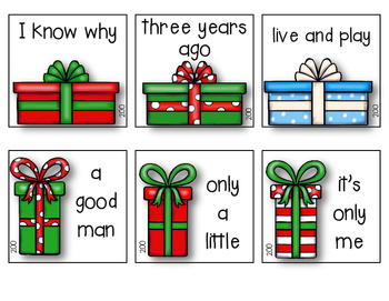 Fry's Phrases (200) Christmas Edition