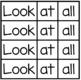 Fry's Pocket Chart Sentences- Part 4