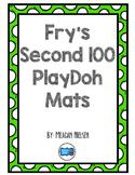Fry's Second 100 PlayDoh Mats