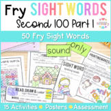 Fry's Second 100 Words Sight Words Curriculum Part 1