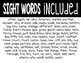 Fry's Sight Word (101-200) Scramble