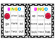 Sight Word Bingo Words 50 - 75
